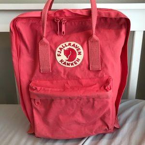Kanken Backpack Peach Pink